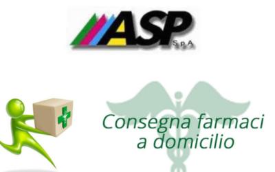 CONSEGNA FARMACI A DOMICILIO PER TUTTI I CITTADINI OVER 65