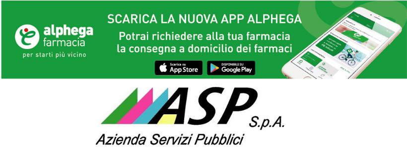 CONSEGNA FARMACI A DOMICILIO  SOTTOSCRITTO ACCORDO TRA ASP E PHARMAP